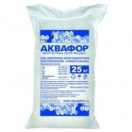 Фирменная соль Аквафор